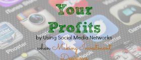 Increase Your Profits, social media
