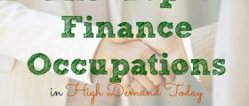The Top 3 Finance Occupations
